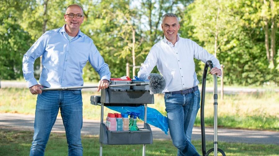 Selectclean schoonmaakbedrijf in Uden en Wijchen