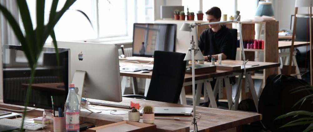 Tips voor gezonde werkomgeving